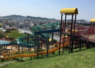 【豊見城市公園情報】海軍壕公園(遊具あり)