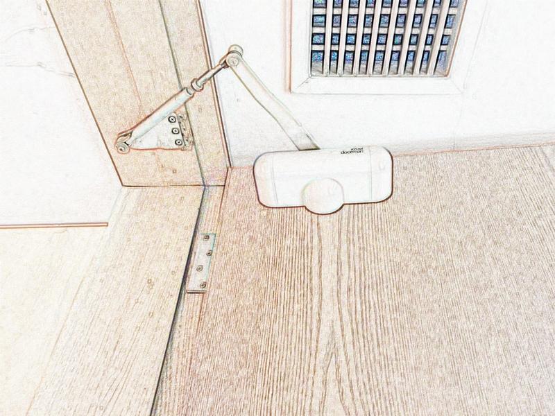 アパート引っ越し トイレのドア